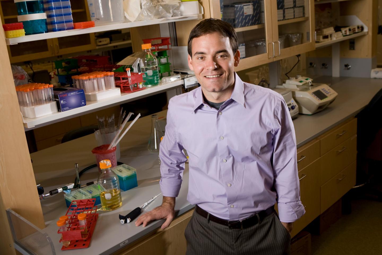 Charles Gersbach, associate professor of biomedical engineering