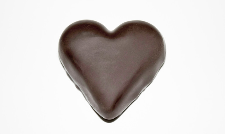 People who ate 100 grams of chocolate a day-basically one bar-had reduced insulin resistance and improved liver enzymes. Insulin sensitivity is a well-established risk factor to cardiovascular disease.
