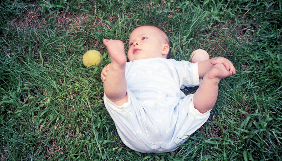 New research shows that babies learn from their expectations.
