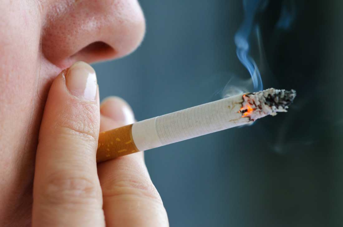 Smoking appears to compound the risk for stroke in those who have migraine headaches.