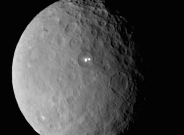 The bright spot on Ceres