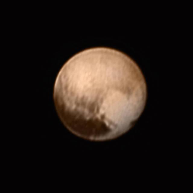 Pluto's