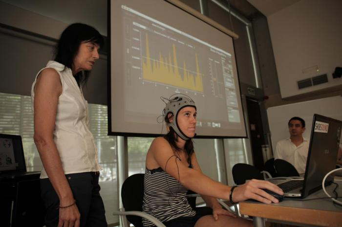 Researchers are working on a device that enables those with cerebral palsy to communicate their emotions through sounds that come from brain signals.
