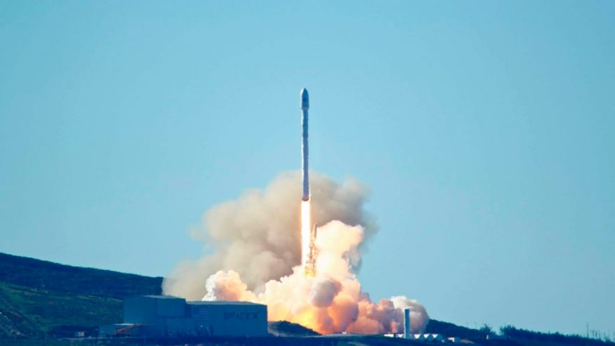 SpaceX successfully launches another Falcon 9 rocket on Saturday, following a several month hiatus that stemmed from an anomalous explosion in September due to LOX tank failure.