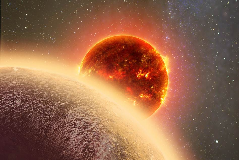 """Venus' """"twin"""" Gj 1132b might still have oxygen in its atmosphere."""