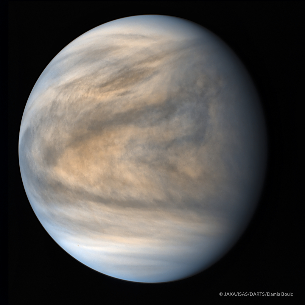 Planetary Scientists Peer Into the Depths of Venus' Atmosphere | Space