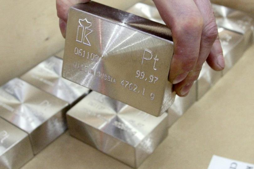 Platinum is one of the Earth's rare precious metals that may have been formed from a single major collision billions of years ago.