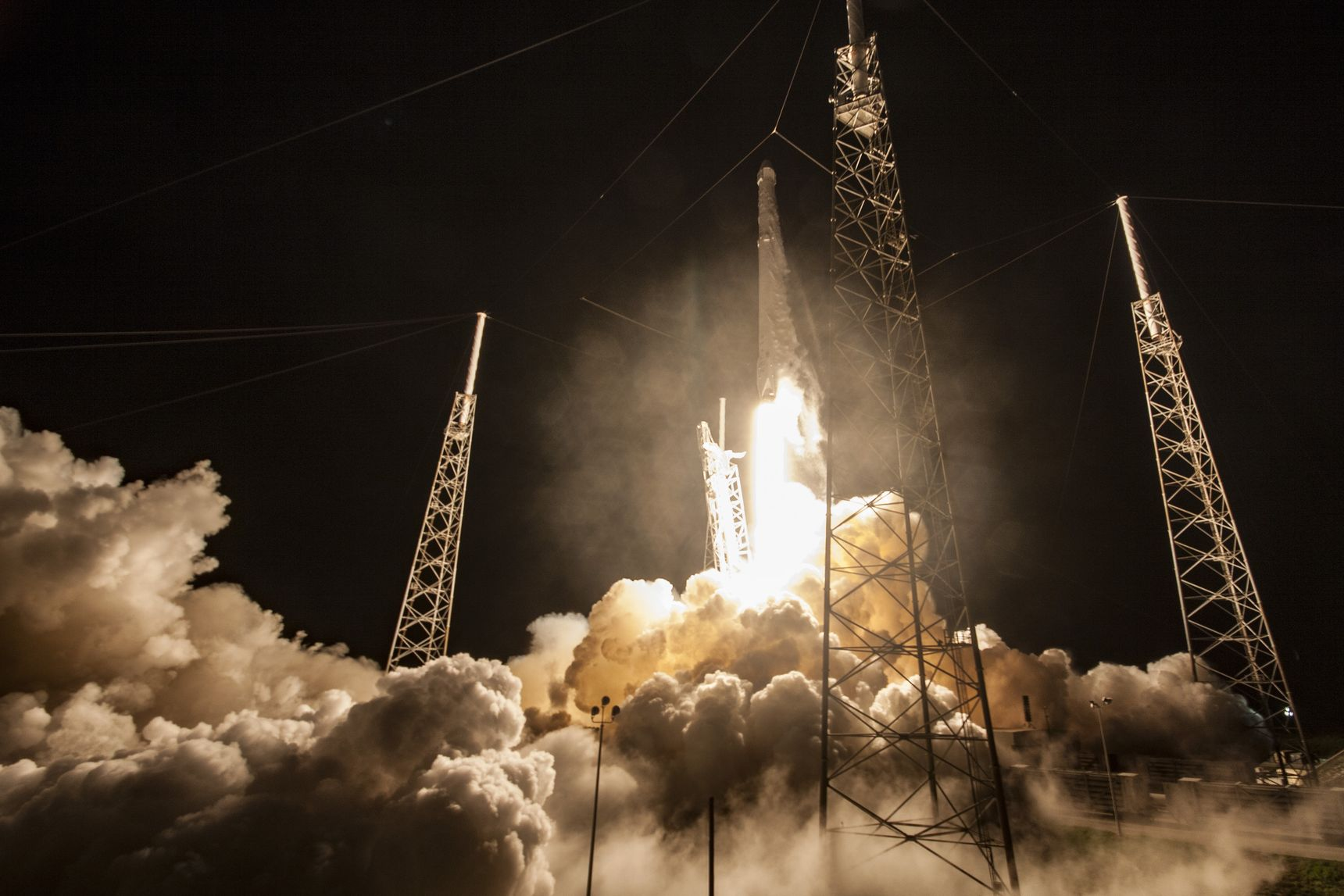 Image Credit: SpaceX