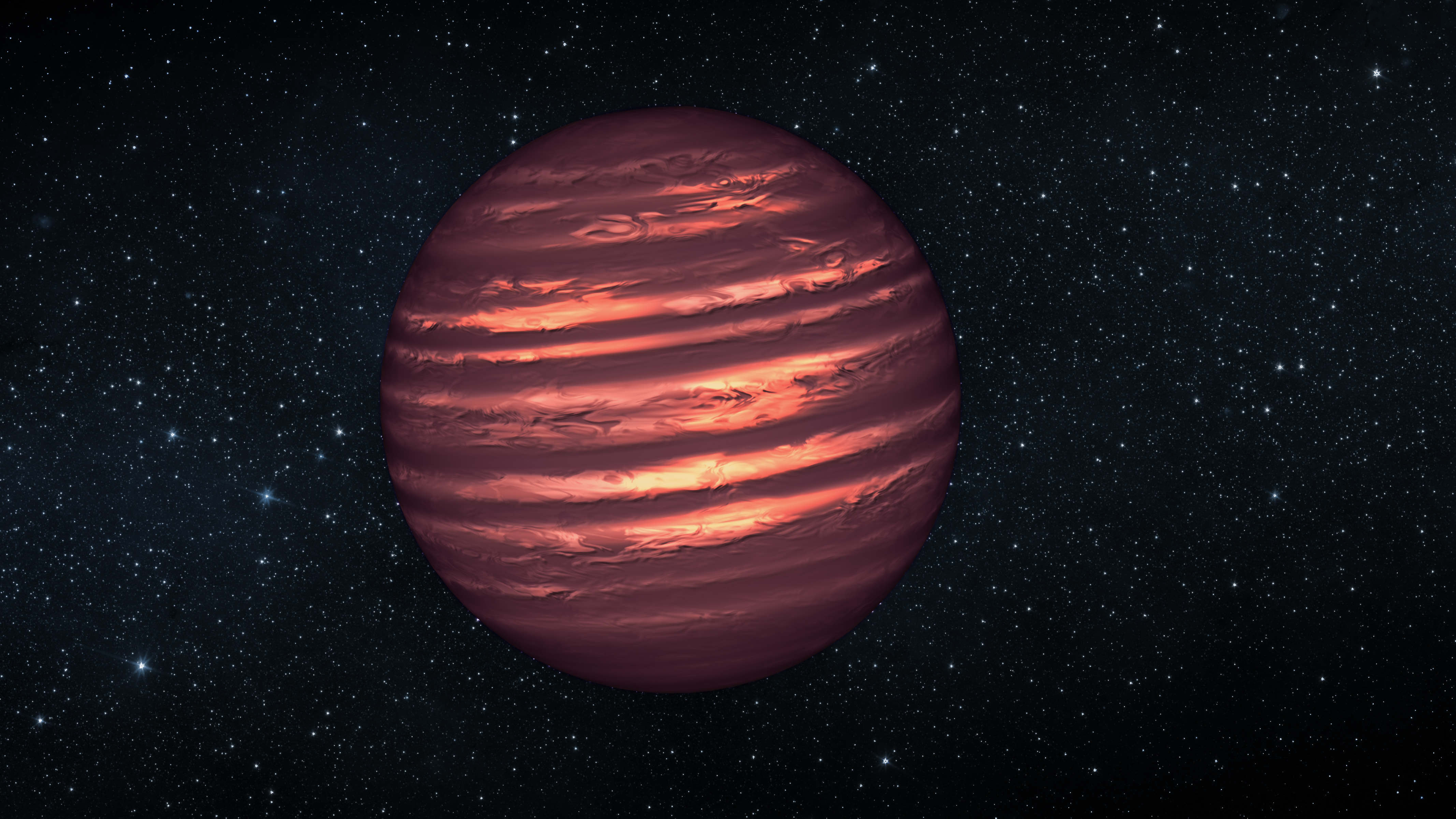 Researchers from Notre Dame have revealed deatils about a rare brown dwarf.