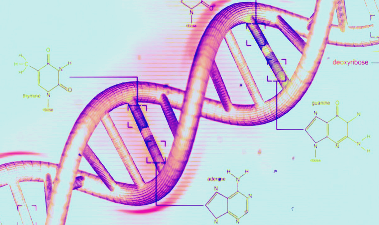 DNA illustration, credit: ghr.nlm.nih.gov