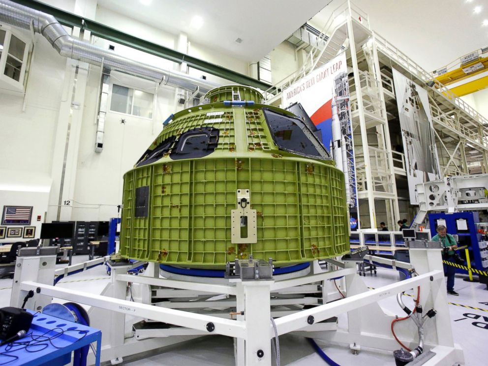 NASA's Orion spacecraft has safely arrived in Florida, where it will undergo additional testing.