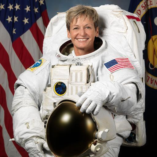 Peggy Whitson broke a major record for United States atronauts this week.