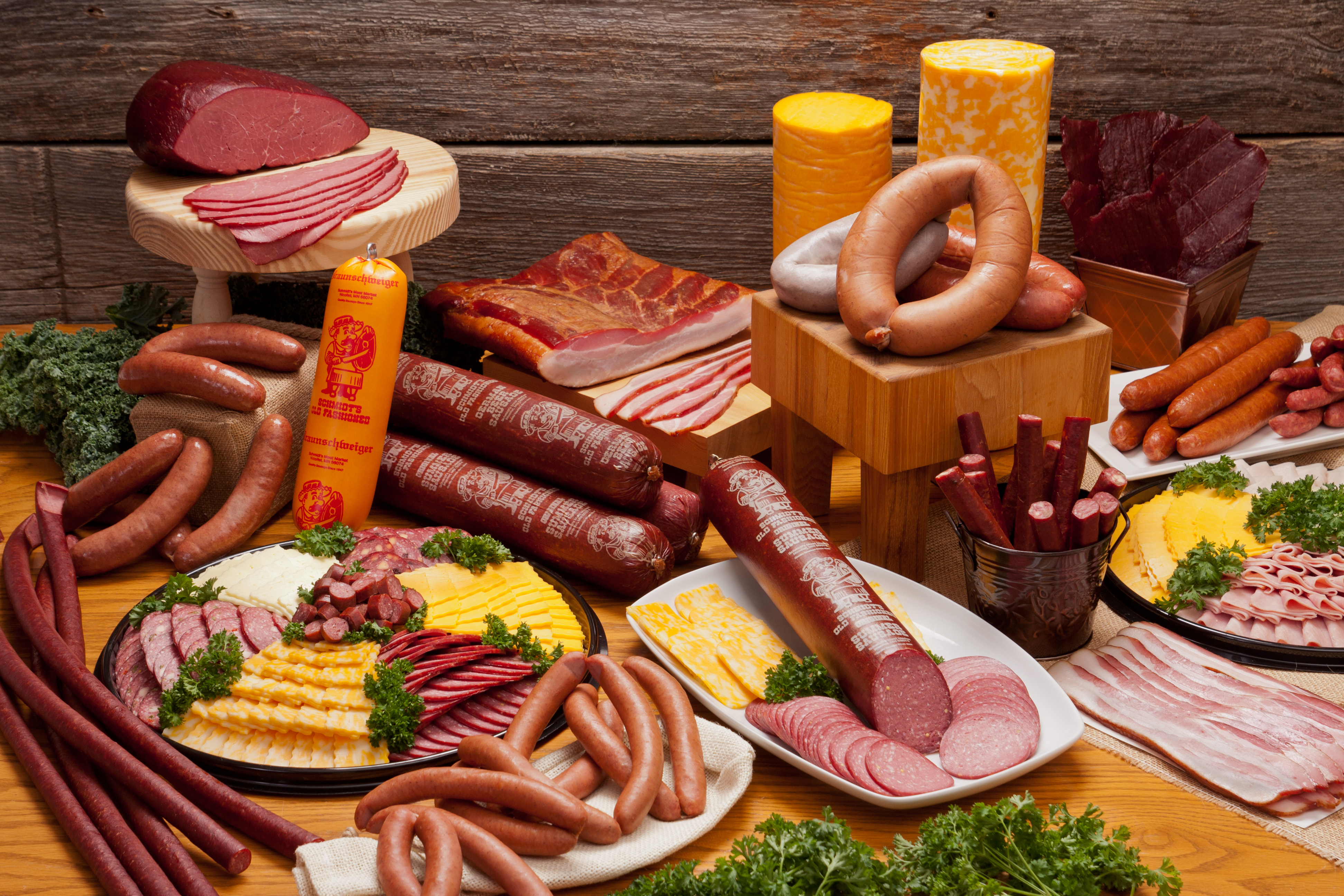 Are processed meats and even red meats carcinogens?