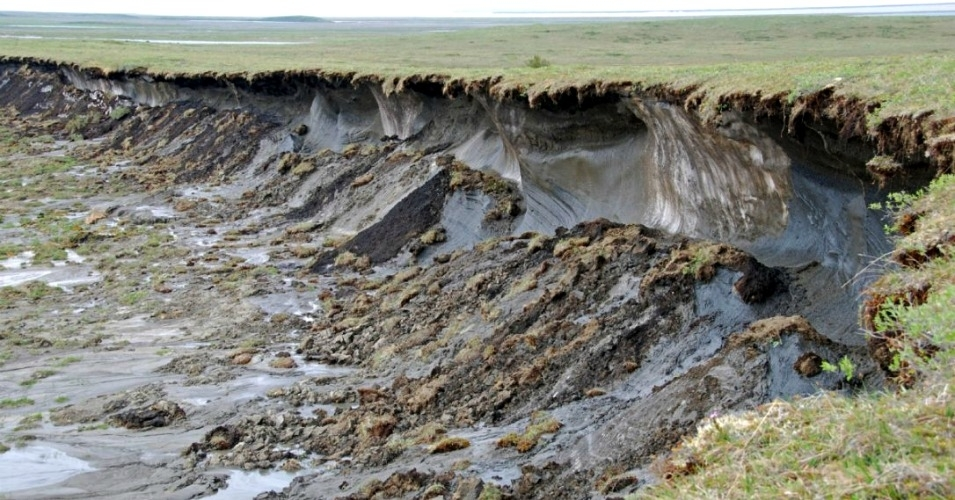 Many people have never even seen permafrost in real life. Photo: EnviroNews