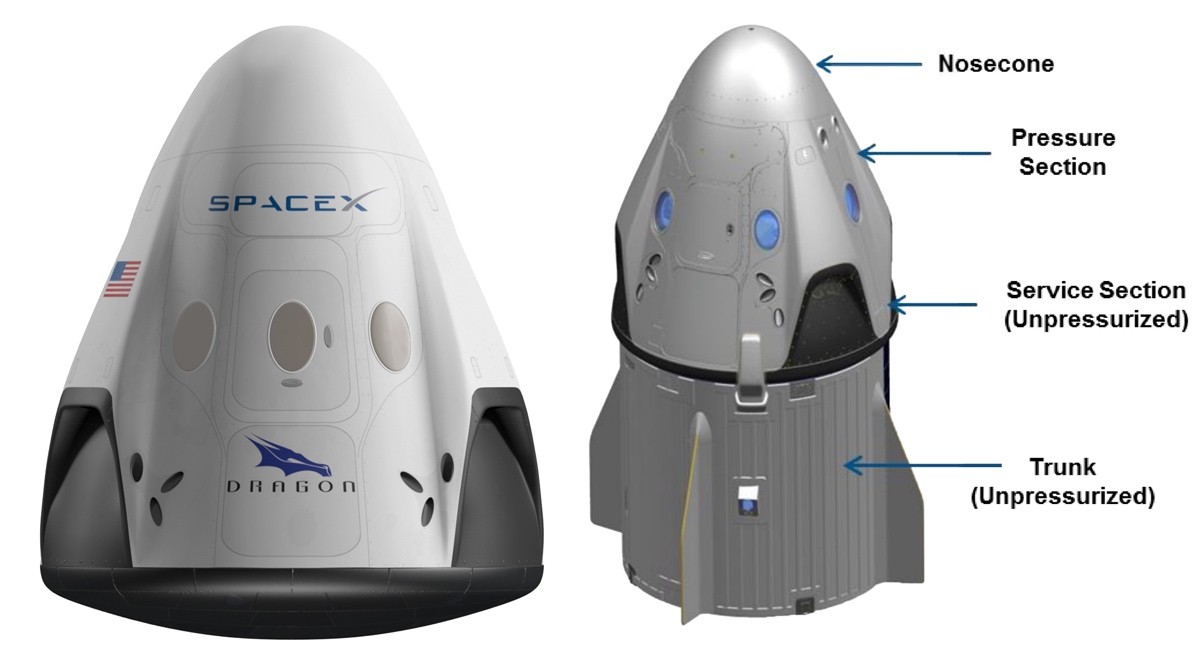 SpaceX's Crew Dragon Capsule Suffers Anomaly During ...