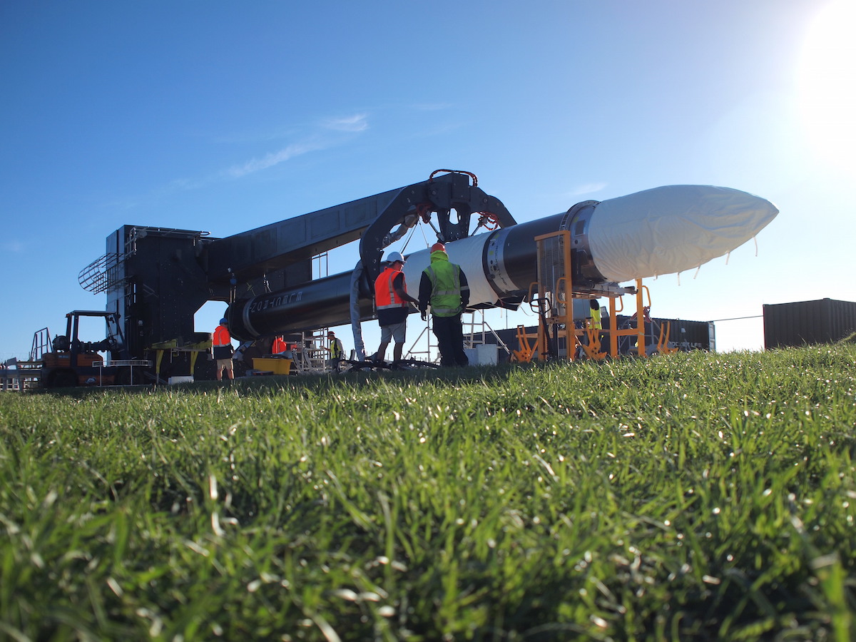 Rocket Lab's Electron Rocket remains grounded as weather conditions continue to remain unfavorable for a maiden voyage launch experiment.