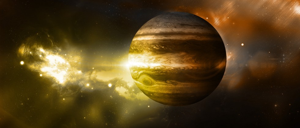 Jupiter probably existed in the very early Solar System, research suggests.