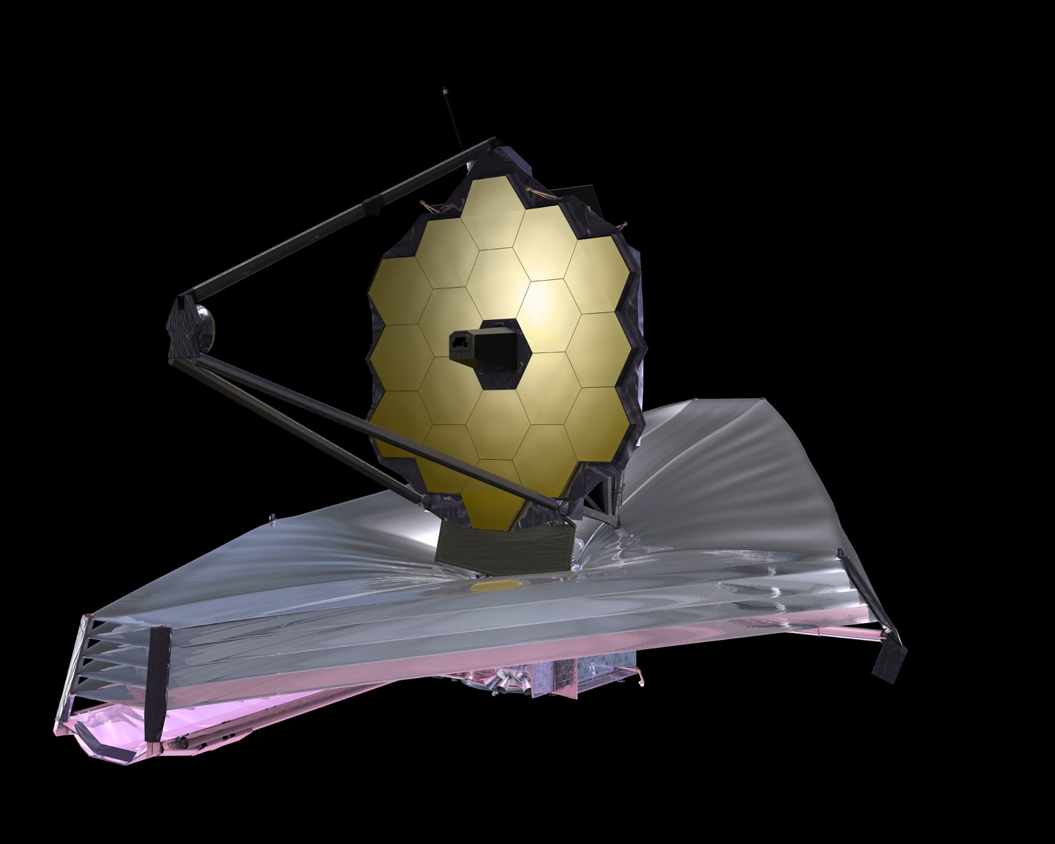 The James Webb Space Telescope will peer at the red planet to learn more about its watery past, among other things.
