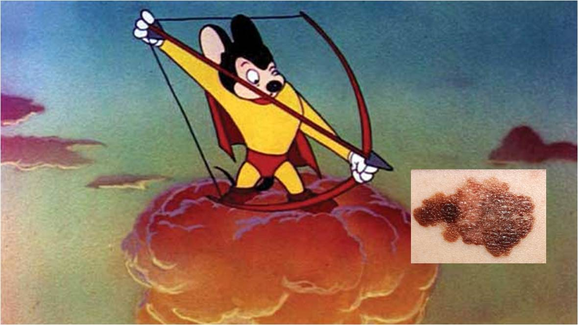 Can the Mighty Mouse avatar offer rescue to melanoma patients?
