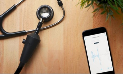 A smarter, digitalized stethoscope