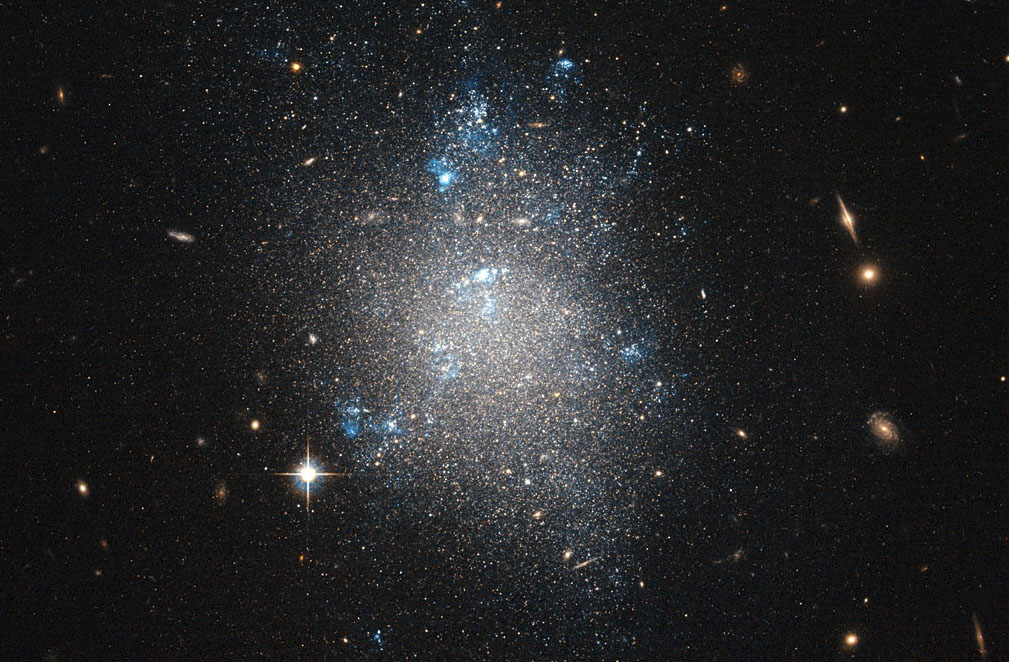 Dwarf galaxies are small and faint, but researchers say they could tell a story of the early universe.