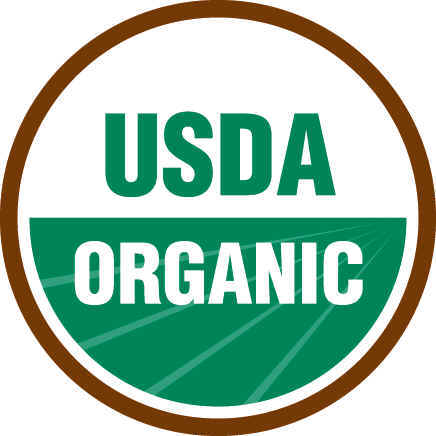 USDA Organic Seal, credit; USDA (ams.usda.gov)