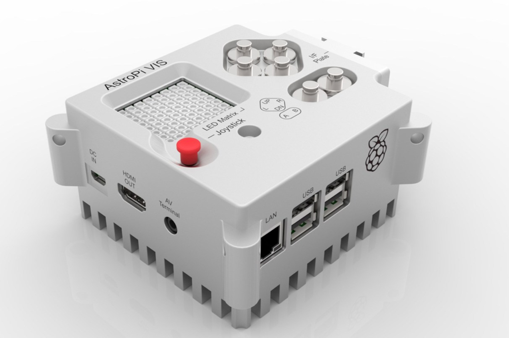 Two 'Astro Pi' computers have been powered on on the International Space Station to collect data for students.