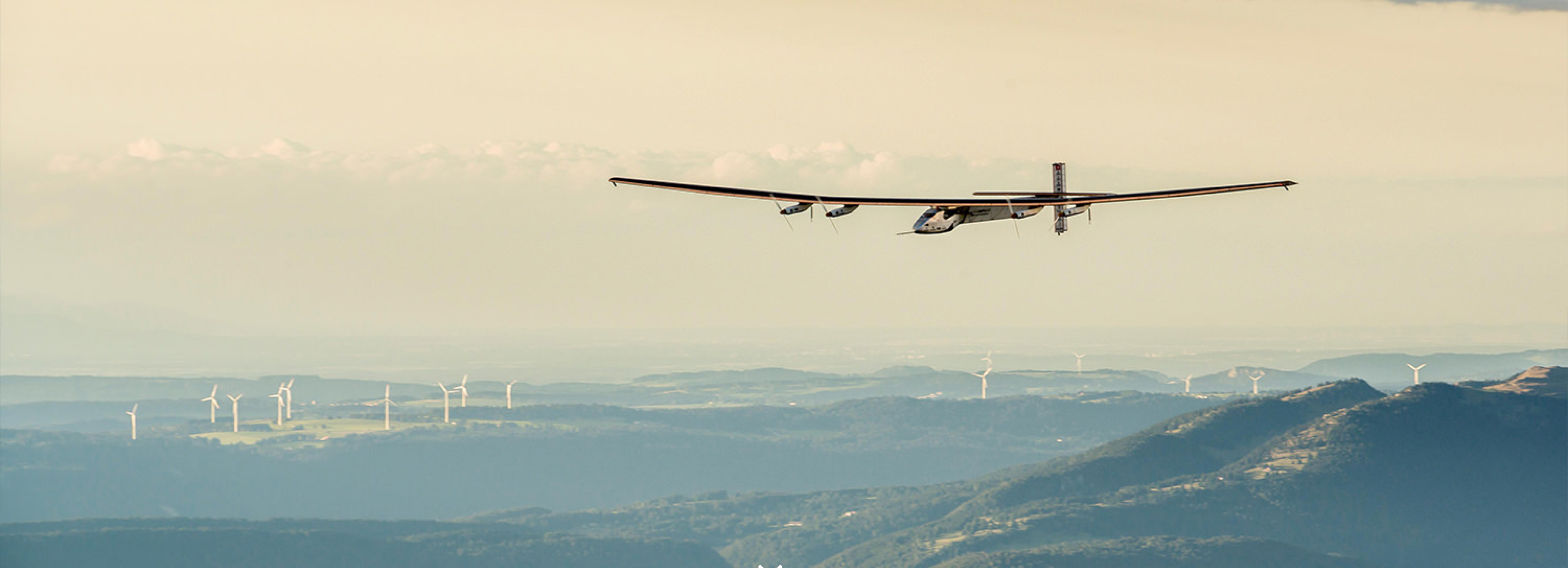 Solar Impulse successfully made it to Arizona, marking another step forward in its trip around the world.