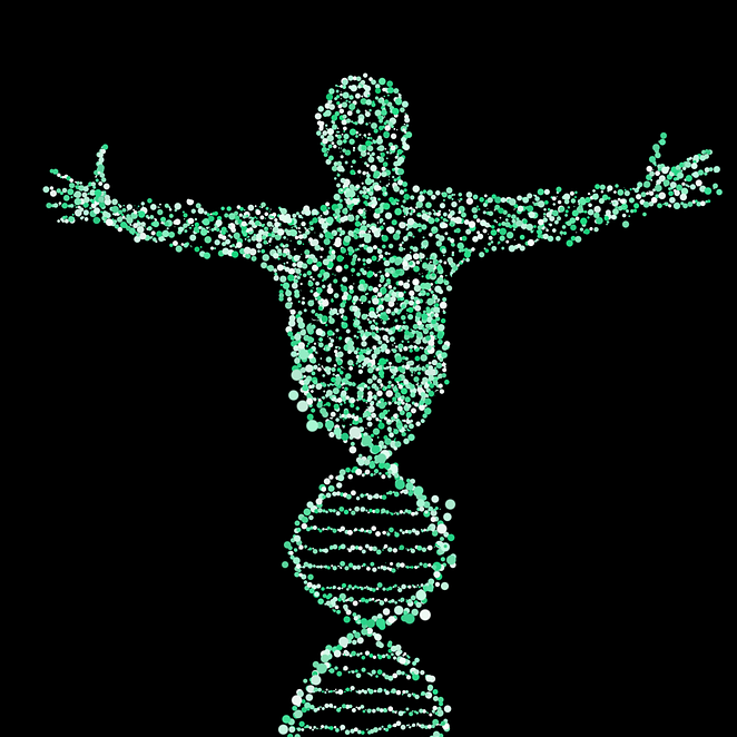 Our DNA can reveal things we did not know about ourselves. / Image credit: Maxpixel