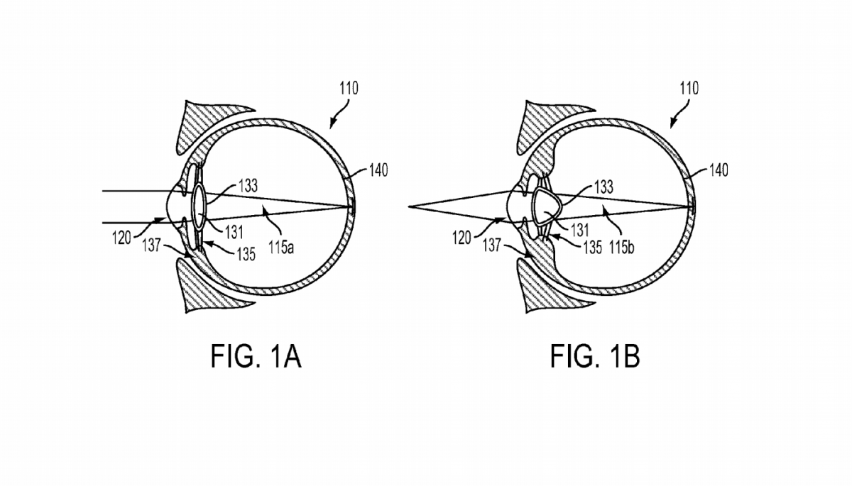 Will Google's new digital eye-aiding device patent lead to a product that will help people to see better?