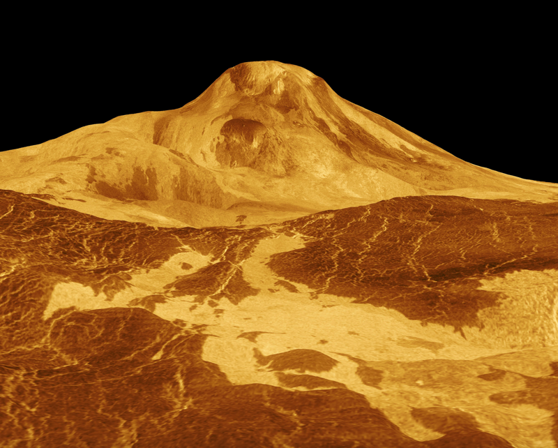 Venus may have had life-friendly conditions when life was forming on Earth.