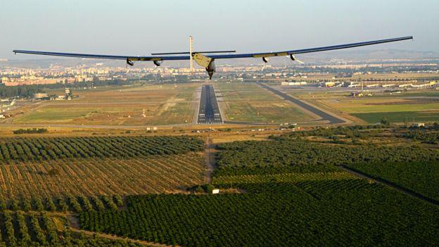Solar Impulse 2 has successfully crossed the Atlantic Ocean and landed in Seville, Spain.