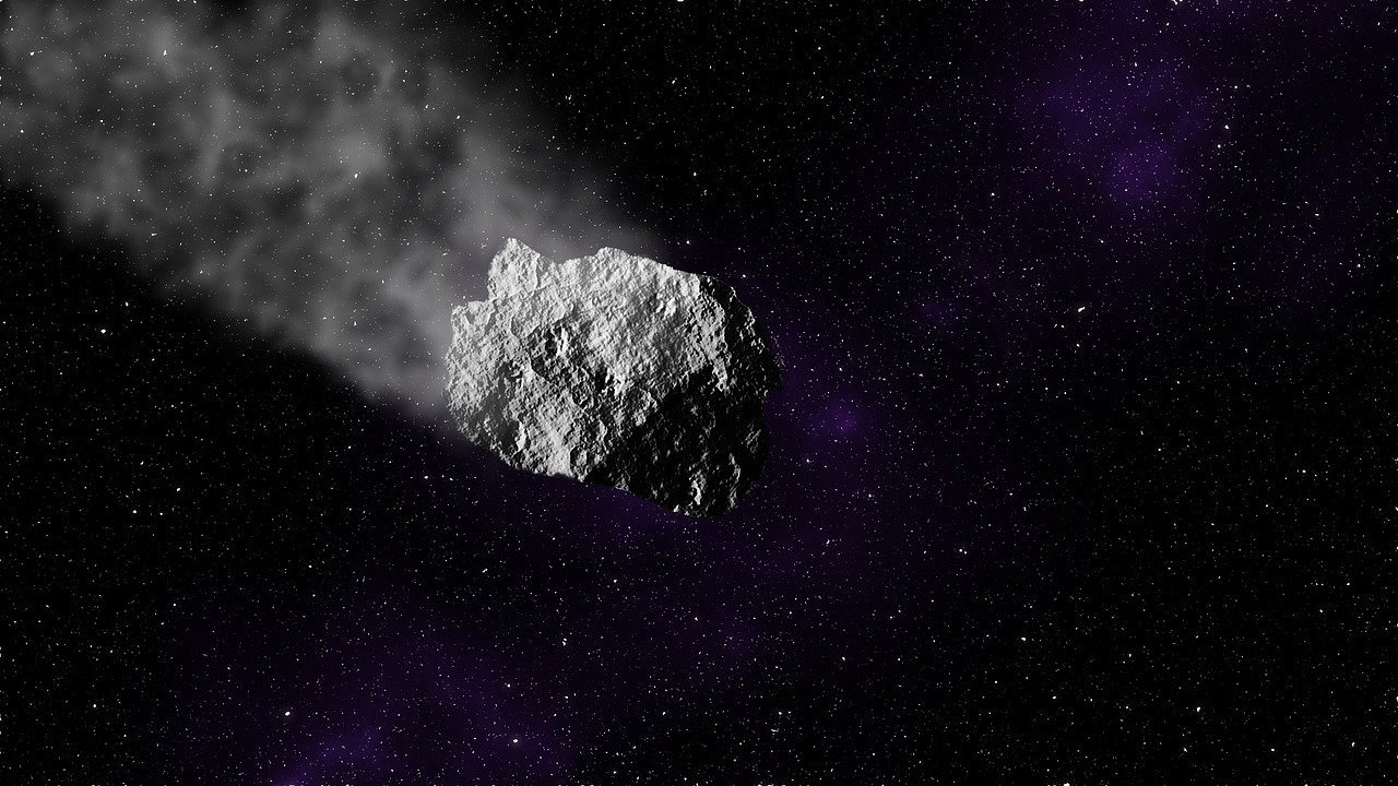 Could we begin mining space rocks like this one within just 10-20 years?