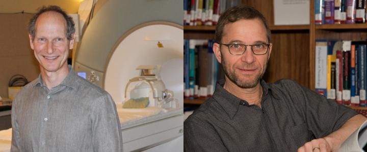 Douglas Arnold, left, and Amit Bar-Or, right, authors on the three studies / Credit: The Neuro
