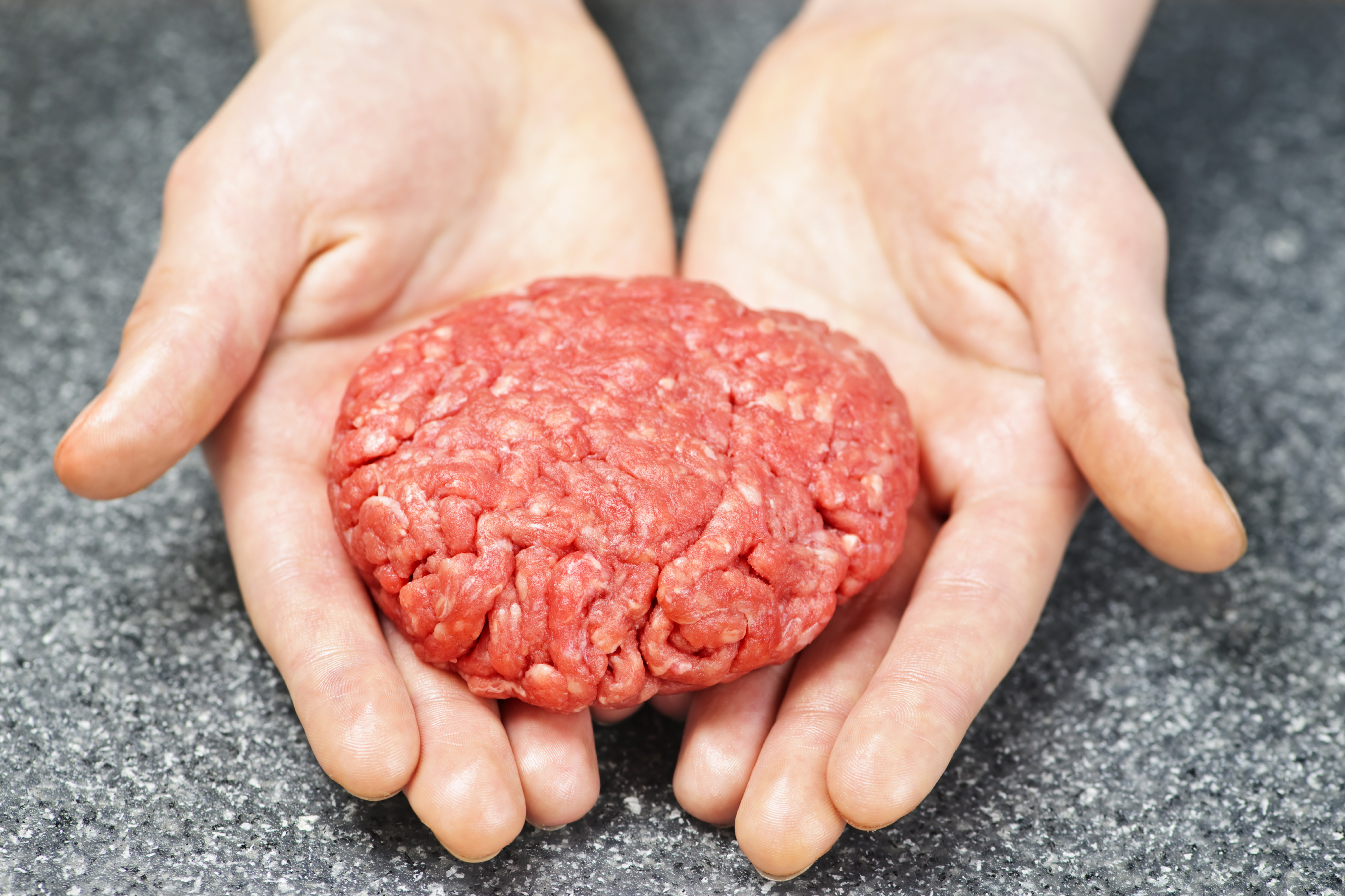 Drug resistant genes were absent from market-ready meat