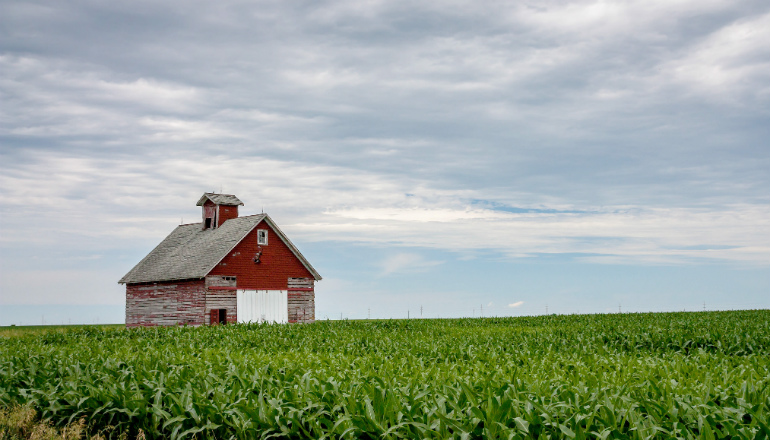Farmers might not have a clear idea of how this year's strong weather pattern will affect them until spring.