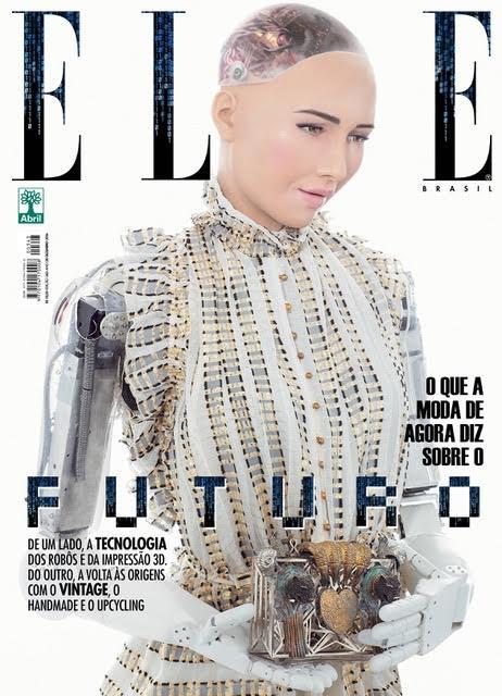 Sophia on Elle Brasil, credit: Elle Brasil