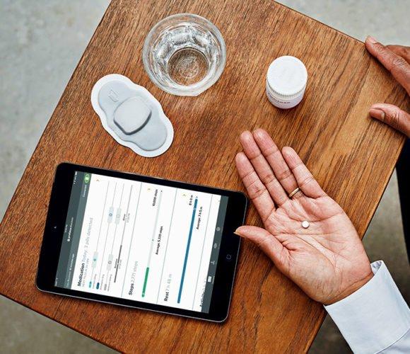 Abilify MyCite, credit: Proteus Digital Health