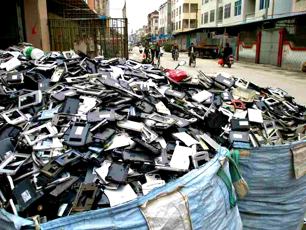 e-waste, credit: manowar064 on Flickr
