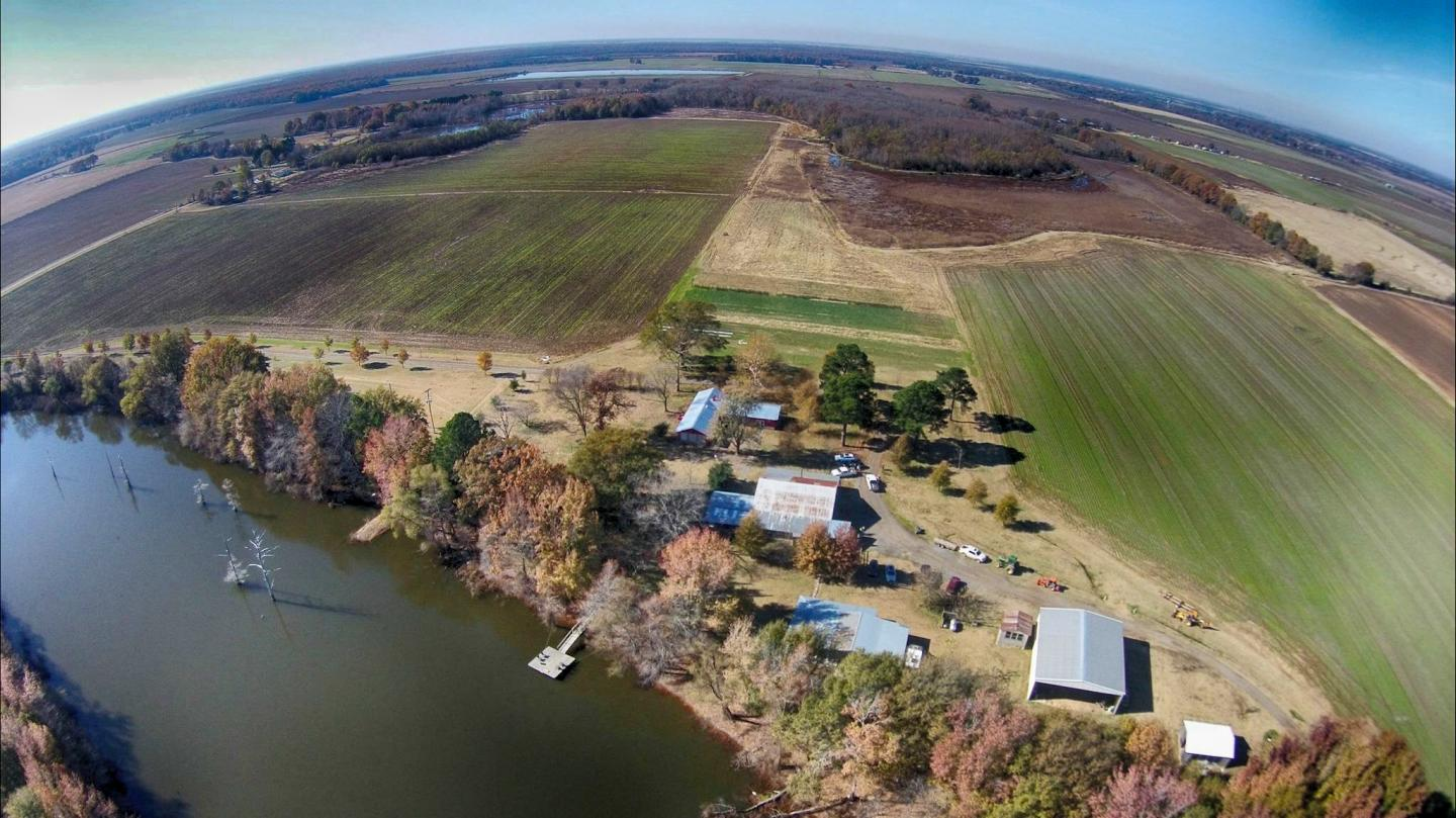 This farm in Arkansas may soon be the most scientifically advanced farm in the world. / Credit: Jay McEntire