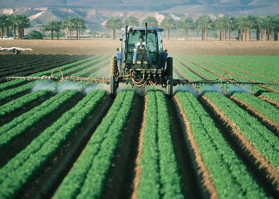 Compared with the EU, Brazil, and China, the US is failing to ban harmful pesticides. Photo: Pixabay