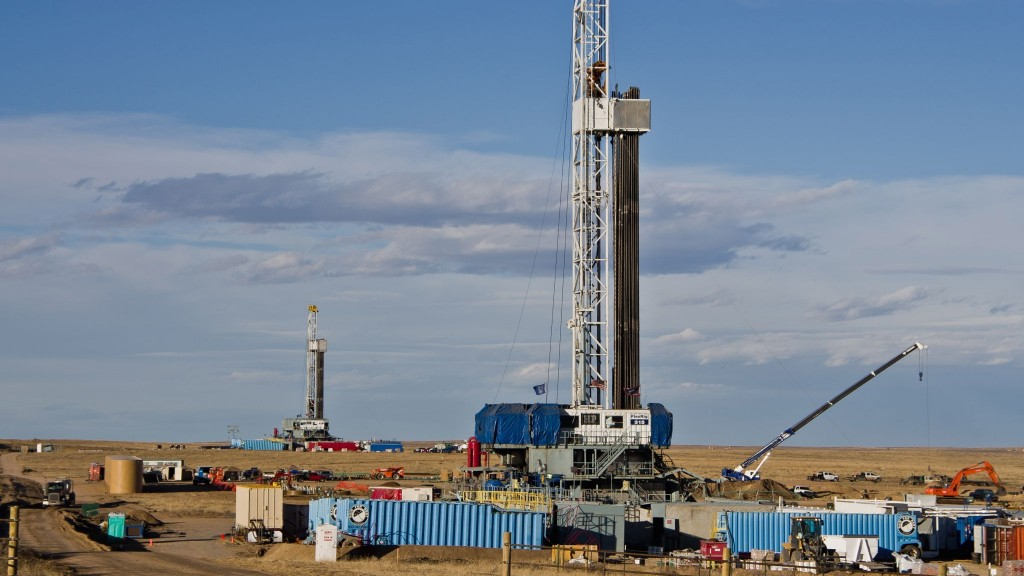 Wastewater produced as a byproduct of fracking can be difficult to dispose of safely. Photo: PBS