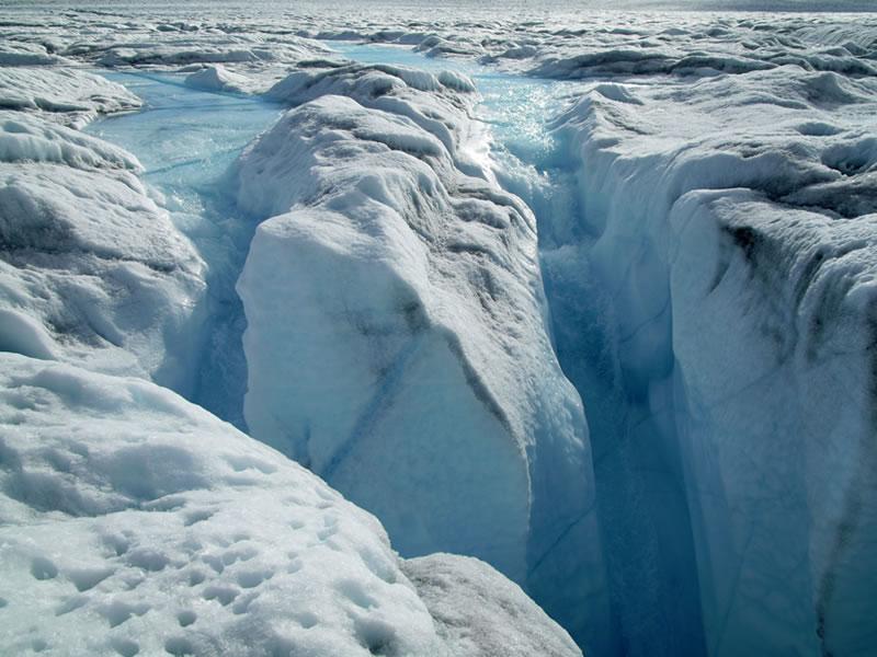 melting greenland ice 10 marker