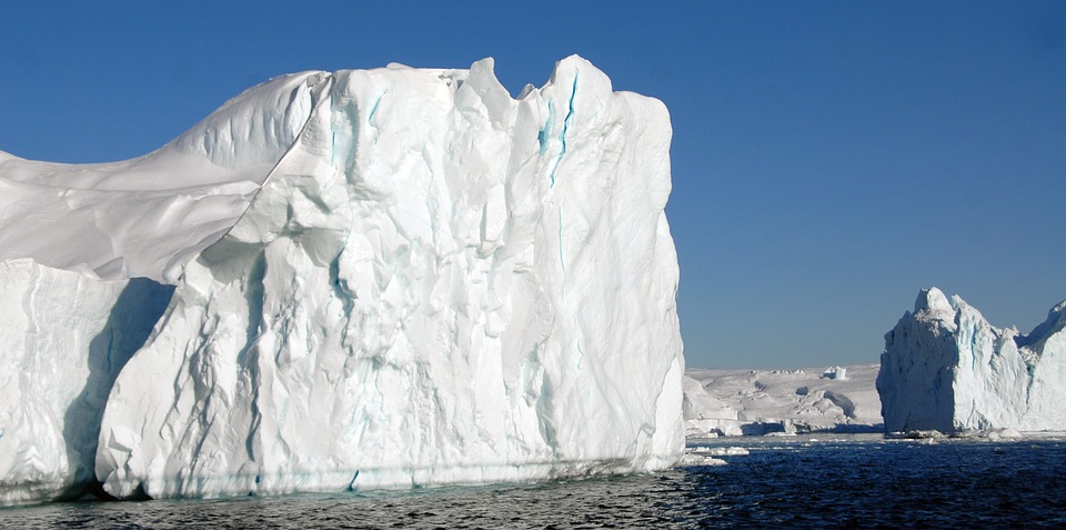 Scientists discover new form of ice calving called slumping. Photo: Pixabay