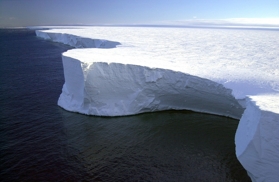 Should we implement a major engineering intervention to save the West Antarctic ice sheet? Photo: Pixabay