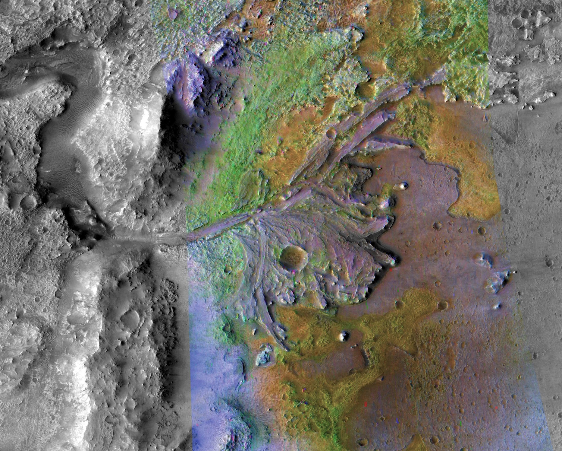 Meet Jezero Crater, the future landing site of the Mars 2020 rover.