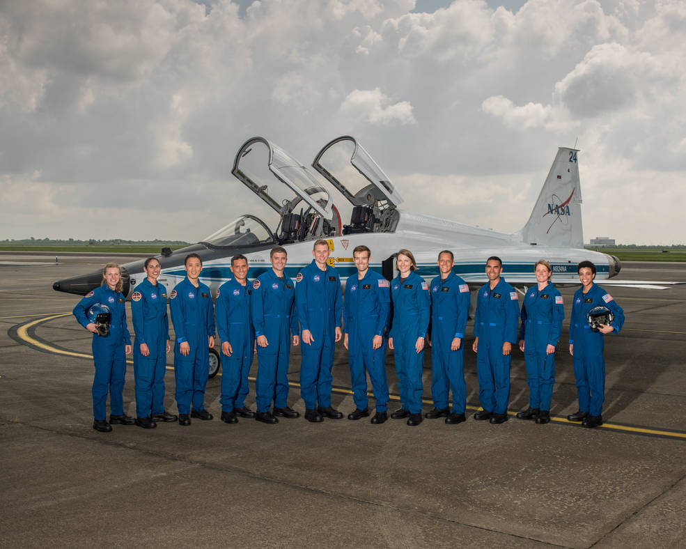 NASA has hand-selected the next generation of future astronaut candidates after sifting through a record-breaking number of applications.