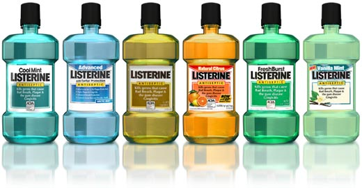 Listerine helps kill gonorrhea.