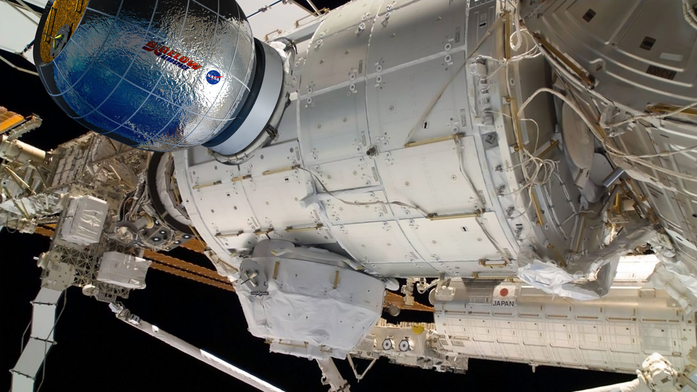 Technical difficulties have prevented the BEAM inflatable module on the International Space Station from inflating properly. A second inflation attempt is being planned after troubleshooting completes.