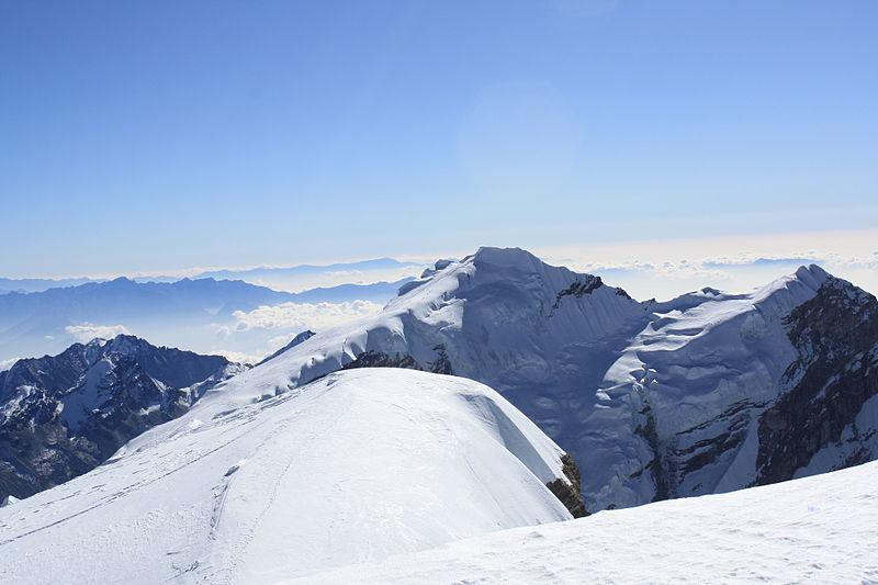 Mera Peak, credit: creative commons via Indra Rai